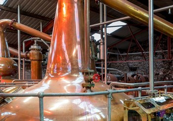 The continued success of Scotland's Whisky industry Image